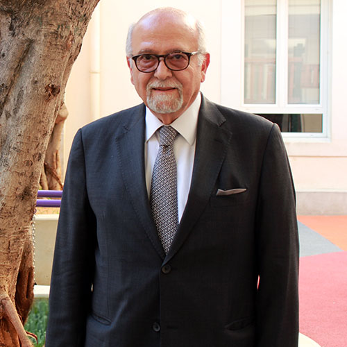 Mr. Ibrahim Khoury