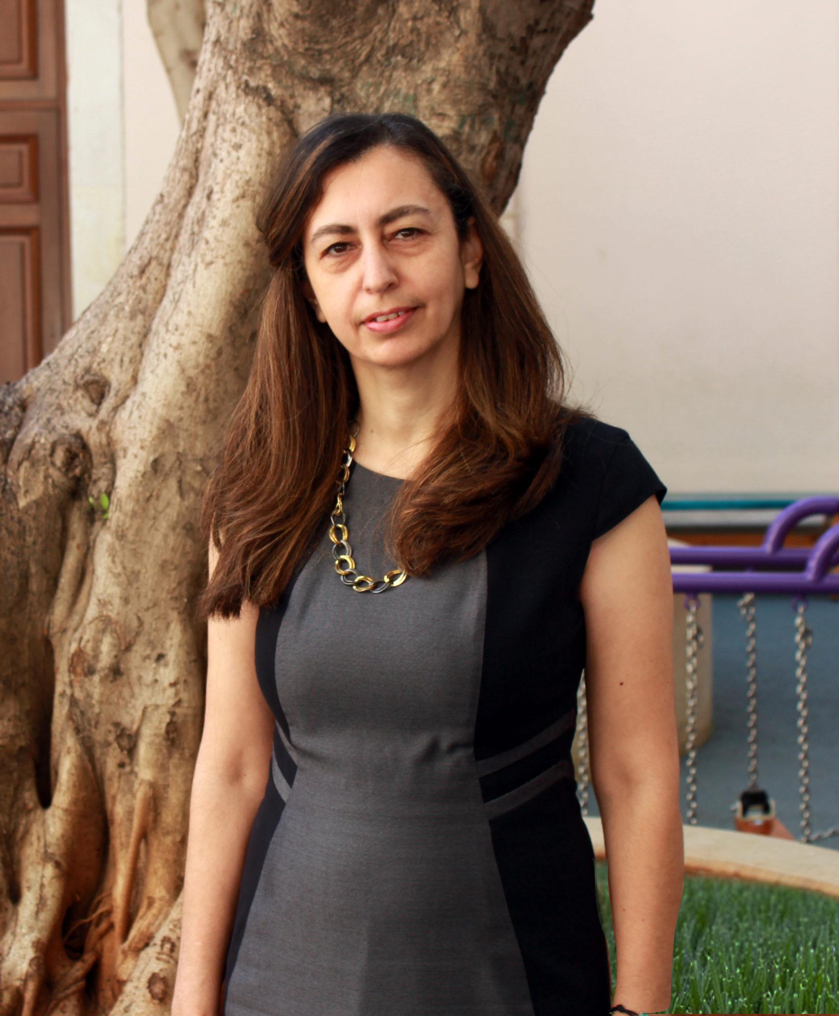 Omaima Khoury
