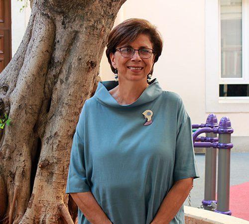 Ms. Hanan Haddad