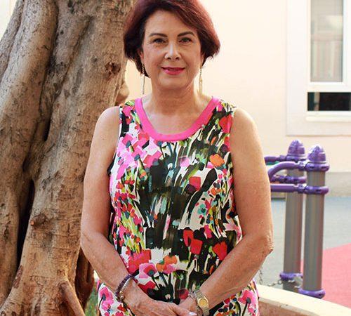 Ms. Lina Mashaalani