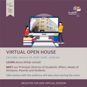 Virtual Open House-Web